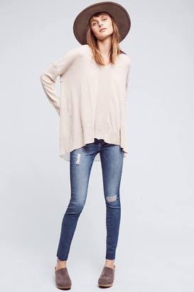 AG Abbey Mid-Rise Legging Jeans $235 thestylecure.com