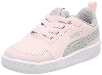 4ee1a6b52d1ede Puma Unisex Kids  Courtflex Inf Low-Top Sneakers Blue