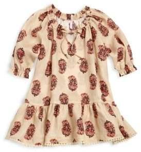 Zimmermann Kids Little Girl's& Girl's Jaya Long Sleeve Dress