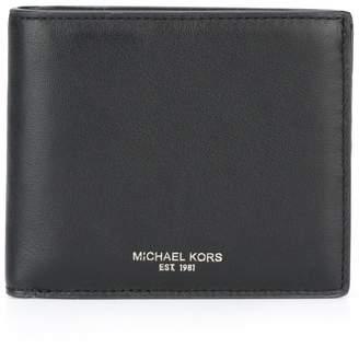 Michael Kors classic billfold wallet