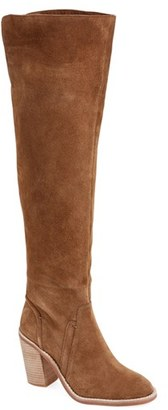 Women's Vince Camuto 'Melaya' Over The Knee Boot $239.95 thestylecure.com