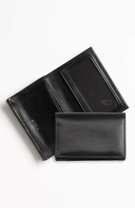 Bosca 'Old Leather' Gusset Wallet