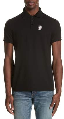 Saint Laurent SL Card Polo