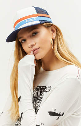 RVCA Right On Trucker Hat