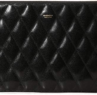 Givenchy Zipped clutch