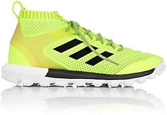 Gosha Rubchinskiy X adidas Men s Primeknit Sneakers - Yellow a3af7612a