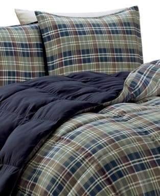 Eddie Bauer Rugged Three-Piece Comforter Set