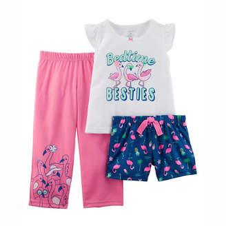 Carter's 3-pc. Pajama Set Girls