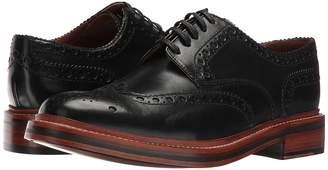 Grenson Archie Men's Lace Up Wing Tip Shoes