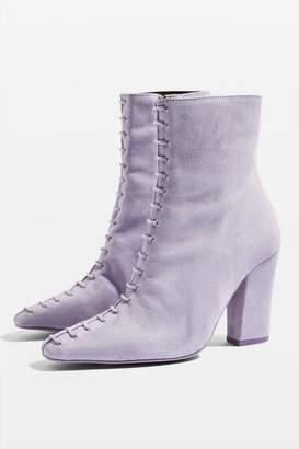 Topshop Harriet Lace Boots