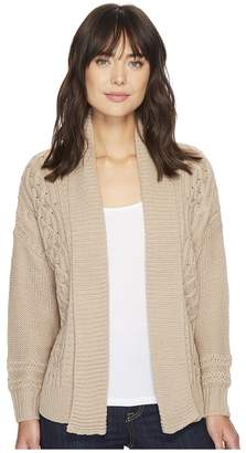 Ariat Cable Cardigan Women's Sweater