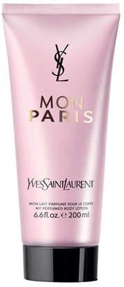 Saint Laurent Mon Paris Body Lotion, 6.6 oz.