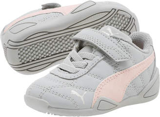 Tune Cat 3 Glam Strap Kids Shoes
