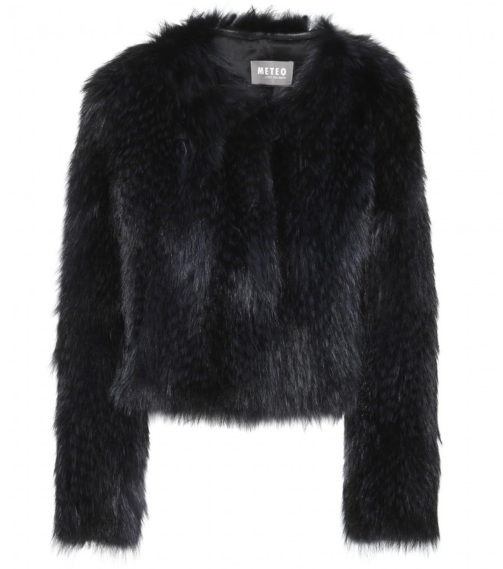 Yves Salomon Meteo by FUR JACKET