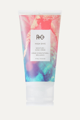 R+Co RCo - High Dive Moisture Shine Crème, 147ml - Colorless $27 thestylecure.com