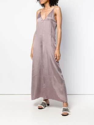 Forte Forte long slip dress