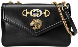 Gucci Medium shoulder bag with tiger head