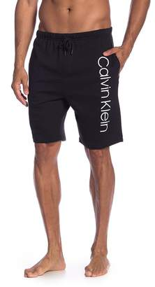 Calvin Klein Side Logo Sleep Shorts