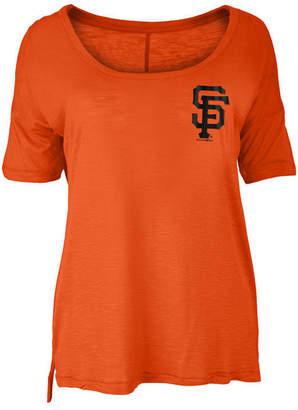 5th & Ocean Women San Francisco Giants Relaxed Scoop T-Shirt