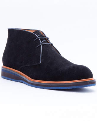 Robert Graham Gali Leather Chukka Boot