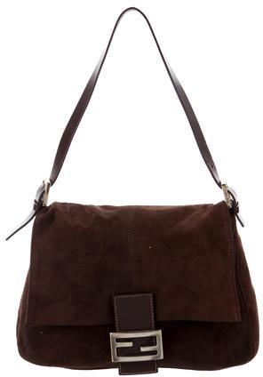 FendiFendi Suede Mama Forever Bag