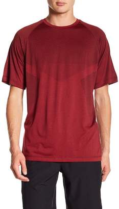 Etonic Body Mapped Heather Tee