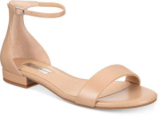INC International Concepts I.n.c. Women's Yafaa Flat Sandals, Created for Macy's Women's Shoes