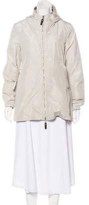 Max Mara 'S Reversible Hooded Jacket