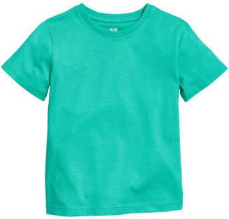 H&M Cotton T-shirt - Green