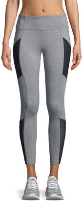 Marika Tek Stride Mesh-Panel Leggings
