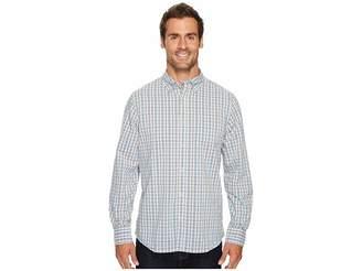 Tailgate Mountain Khakis Tattersal Shirt Men's Clothing