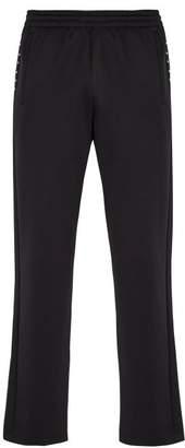 Valentino Rockstud Untitled #6 Track Pants - Mens - Black
