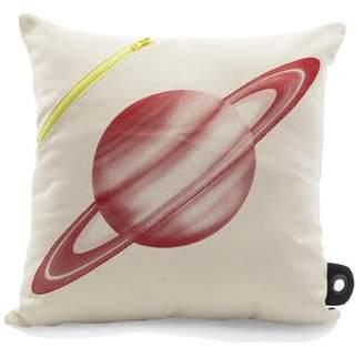 Zoomie Kids Kamen Small Saturn Scientist Pocket Pillow Zoomie Kids