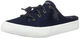 Sperry Crest Mule Sneaker Women 7