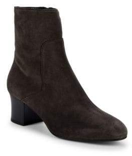 Aquatalia Findlay Suede Ankle Boots