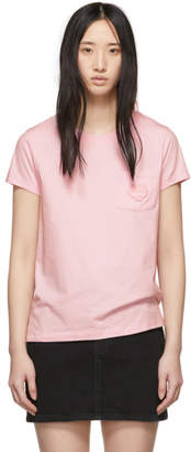 Kenzo Pink Tiger Crest T-Shirt