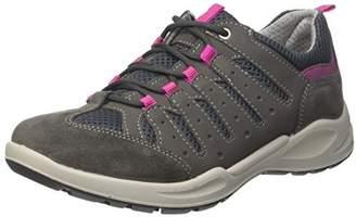 imac Womens 72420 Low Trainers Grey Size: