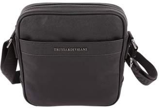 "Trussardi New York"" Saffiano Ecoleather Shoulder Bag"""