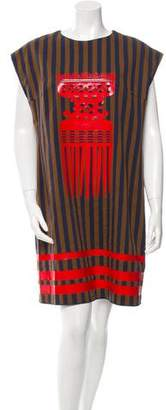 Ter Et Bantine Striped Shift Dress w/ Tags