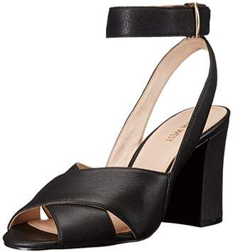 Nine West Women's Blanche Leather Dress Sandal
