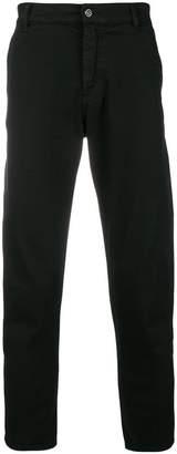 Versus straight-leg jeans