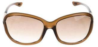 Tom Ford Jennifer Gradient Sunglasses