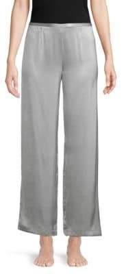 Natori Classic Silk Pajama Pants