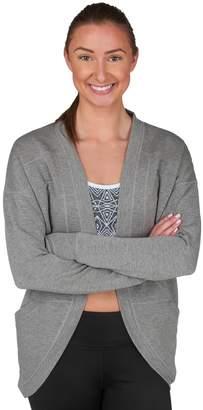 Zero Gravity Women's Jockey Sport Long Sleeve Cardigan