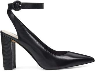 Nine West Mokosh Leather Pumps