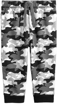 First Impressions Toddler Boys Camo-Print Jogger Pants
