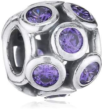 Pandora 791153ACZ Cubic Zirconia Silver Charm