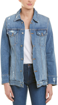 James Jeans Tucker Boyfriend Jacket