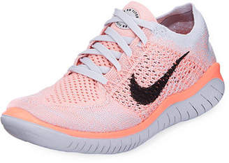 Nike Women's Free Run FlyKnit Sneakers