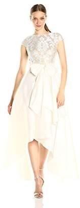Adrianna Papell Women's Emblem Ball Gown